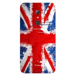 Alcatel A7 UK Brush Cover