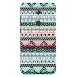 Coque Broderie Mexicaine Pour Alcatel A7