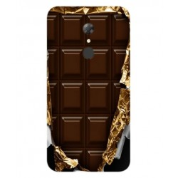 Funda Protectora 'I Love Chocolate' Para Alcatel A7