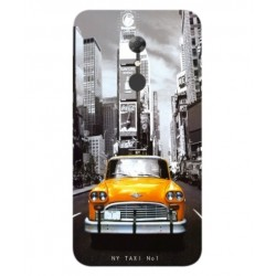 Carcasa New York Taxi Para Alcatel A7
