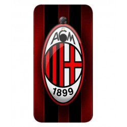 Alcatel A7 AC Milan Cover