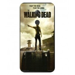 Alcatel A7 Walking Dead Cover