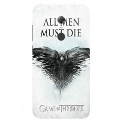 Funda All Men Must Die Para Alcatel A7