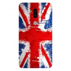 Alcatel A7 XL UK Brush Cover