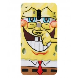 Alcatel A7 XL Yellow Friend Cover