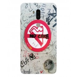 Funda Protectora 'No Cake' Para Alcatel A7 XL