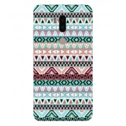 Funda Bordado Mexicano Para Alcatel A7 XL