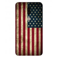 Alcatel A7 XL Vintage America Cover