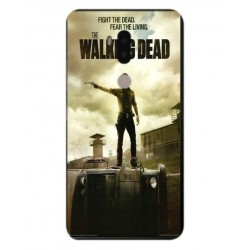 Funda Walking Dead Para Alcatel A7 XL