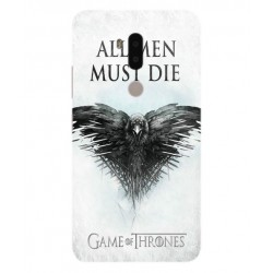 Funda All Men Must Die Para Alcatel A7 XL
