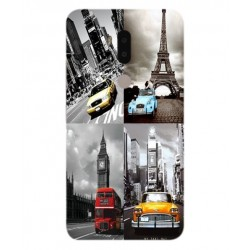 Funda Best Vintage Para Alcatel A7 XL
