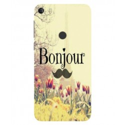 Coque Hello Paris Pour Alcatel Idol 5