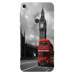 London Style Alcatel Idol 5 Schutzhülle