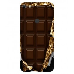 Funda Protectora 'I Love Chocolate' Para Alcatel Idol 5