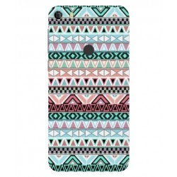 Coque Broderie Mexicaine Pour Alcatel Idol 5
