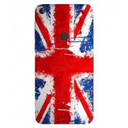 Coque UK Brush Pour Alcatel Idol 5