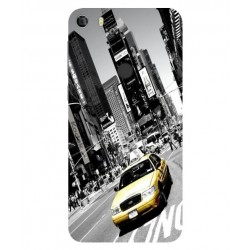 Funda New York Para Alcatel Idol 5