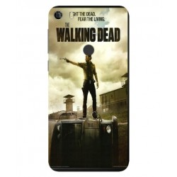 Funda Walking Dead Para Alcatel Idol 5