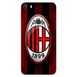 AC Milan Custodia Per Alcatel Idol 5