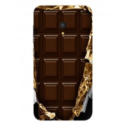 Funda Protectora 'I Love Chocolate' Para Alcatel U5 HD