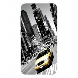 Funda New York Para Alcatel U5 HD