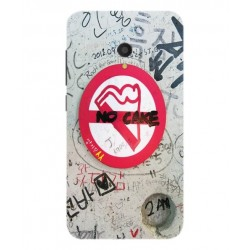 Funda Protectora 'No Cake' Para Alcatel U5 HD