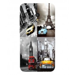Funda Best Vintage Para Alcatel U5 HD