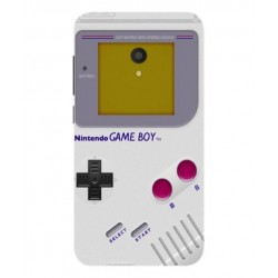 Funda Game Boy Para Alcatel U5 HD
