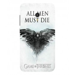 Funda All Men Must Die Para Alcatel U5 HD
