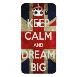 LG V30 Keep Calm And Dream Big Cover