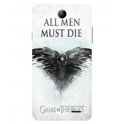 Archos 55b Platinum All Men Must Die Cover
