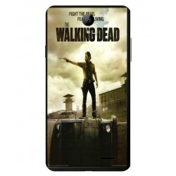 Archos 55b Platinum Walking Dead Cover