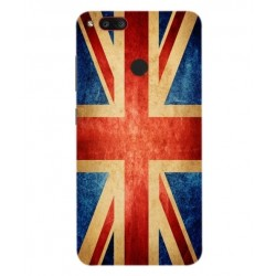 Funda Vintage UK Para Archos Diamond Gamma
