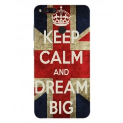 Carcasa Keep Calm And Dream Big Para Archos Diamond Gamma