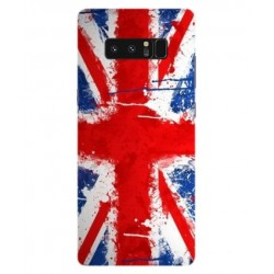 Coque UK Brush Pour Samsung Galaxy Note 8