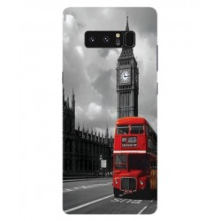 Protection London Style Pour Samsung Galaxy Note 8