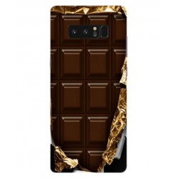 Coque I Love Chocolate Pour Samsung Galaxy Note 8