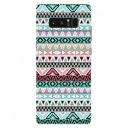 Coque Broderie Mexicaine Pour Samsung Galaxy Note 8