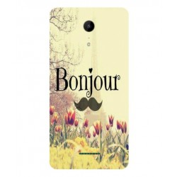 Wiko Tommy 2 Hello Paris Cover