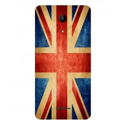 Coque Vintage UK Pour Wiko Tommy 2