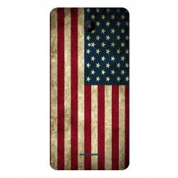Coque Vintage America Pour Wiko Tommy 2