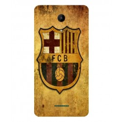 Coque FC Barcelone Pour Wiko Tommy 2