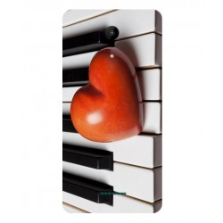 Coque I Love Piano pour Wiko Tommy 2