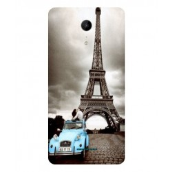 Wiko Tommy 2 Plus Vintage Eiffel Tower Case