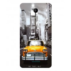 Wiko Tommy 2 Plus New York Taxi Cover
