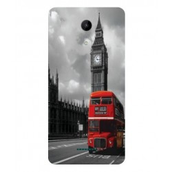 Wiko Tommy 2 Plus London Style Cover