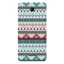 Wiko Tommy 2 Plus Mexican Embroidery Cover