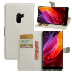 Xiaomi Mi Mix White Wallet Case