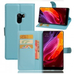 Xiaomi Mi Mix Blue Wallet Case