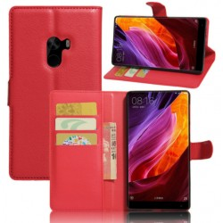 Xiaomi Mi Mix Red Wallet Case